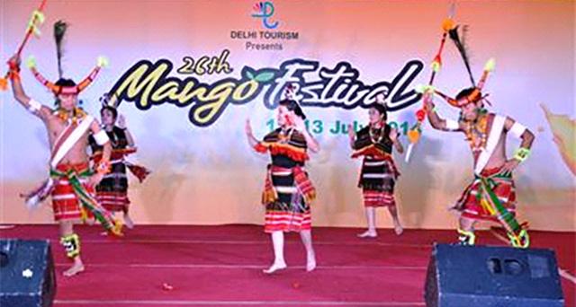 [그림 2] 지역축제 때의 문화공연 모습