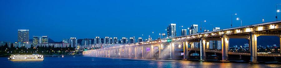 서울의 야경