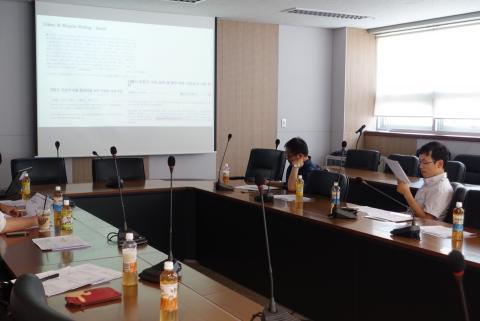 연구 모임 사진