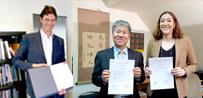 프랑스 한국연구센터, 건축문화유산박물관과 상호 협력 업무협약(MOU) 체결(썸네일)