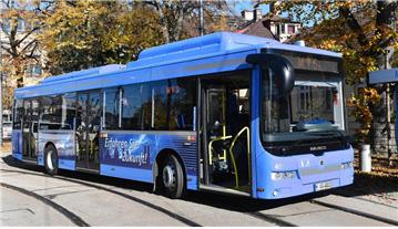 [그림 1] 뮌헨교통조합이 지난 10월 공개한 전기버스로 외관은 현행 디젤버스와 거의 동일하다.